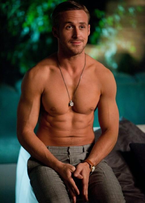 Ryan Gosling training routine