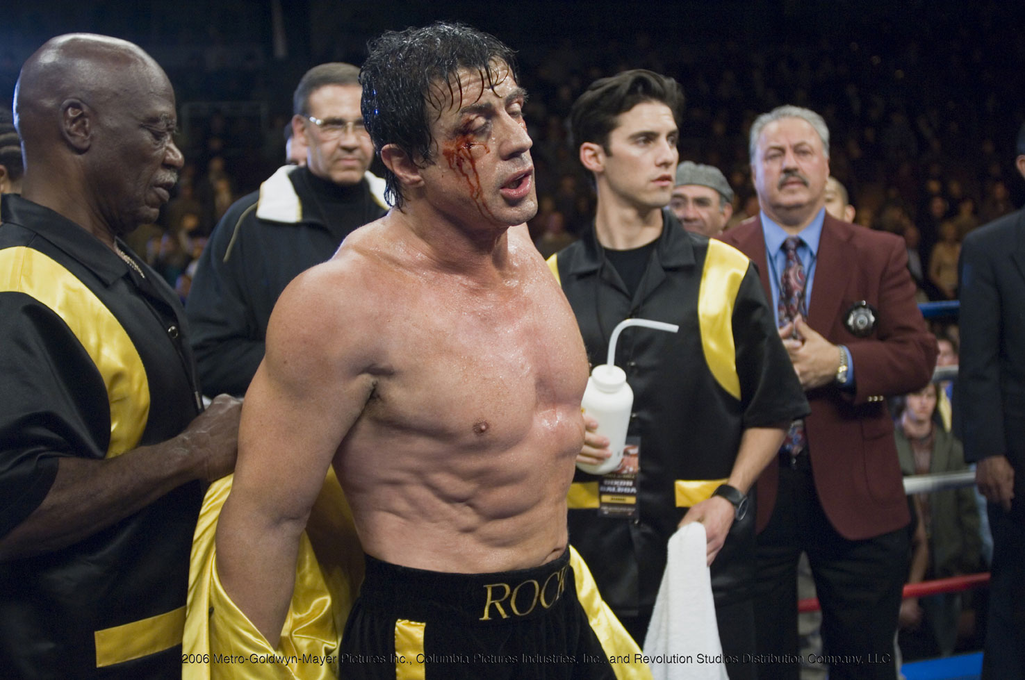 Sylvester Stallone Workout - Everything You Need To Know