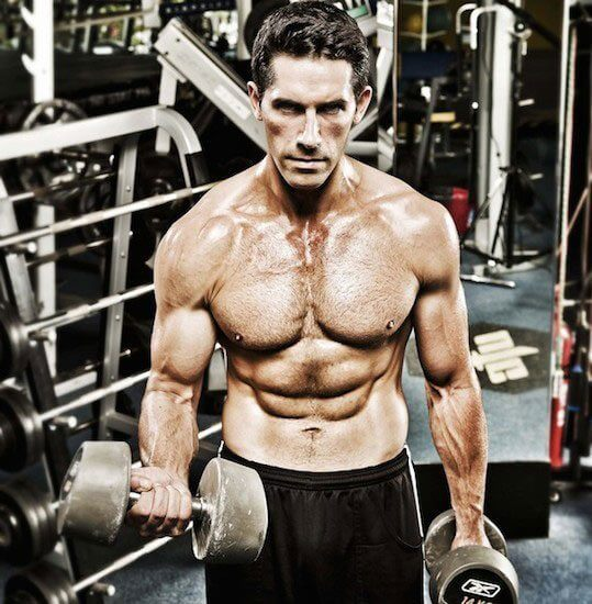 scott adkins workout routine and diet to pack on muscle