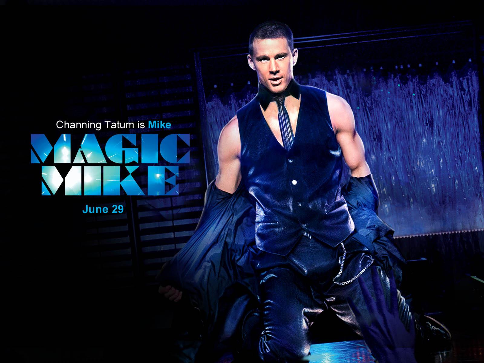 Channing Tatum Magic Mike Channing Tatum ...
