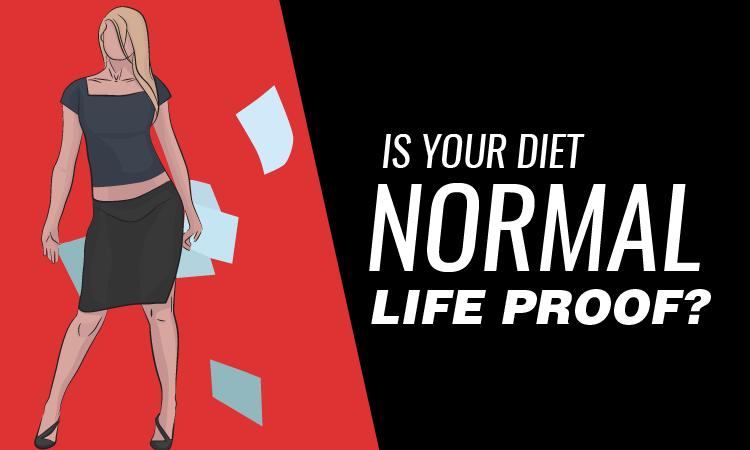 normal life diet